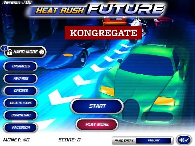 超級未來賽車