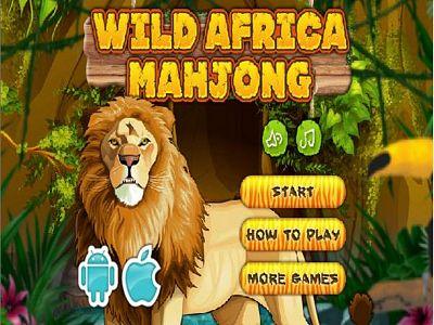 非洲動物連連看