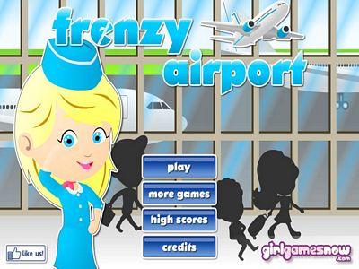 瘋狂航空站