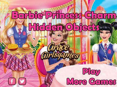 芭比公主來找碴