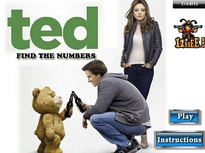 熊麻吉找數字