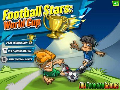 足球明星世界盃