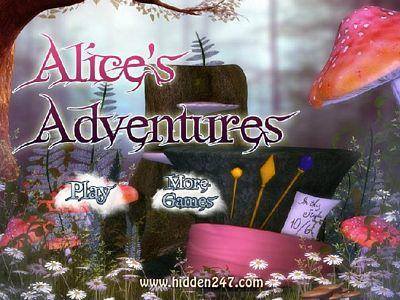 愛麗絲幻境來找碴