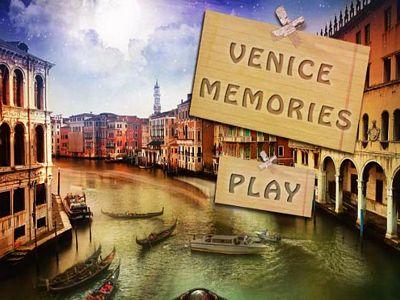 回憶裡的威尼斯