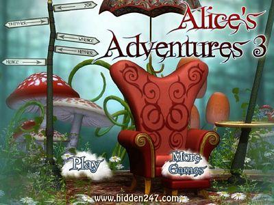 愛麗絲幻境來找碴3