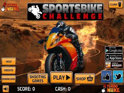 摩托車挑戰賽
