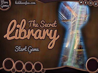 神秘的圖書館