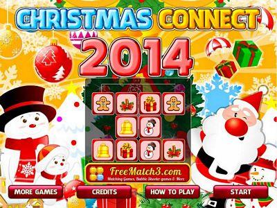 2014聖誕連連看
