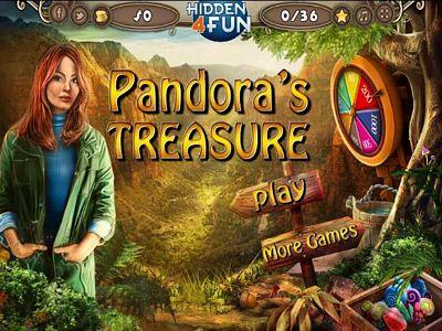 潘朵拉的寶藏