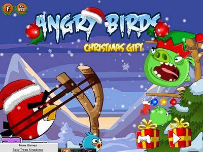 憤怒鳥聖誕禮物篇