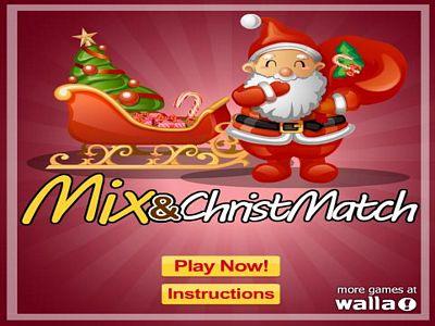 聖誕物品消消樂