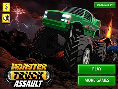 怪獸卡車挑戰賽