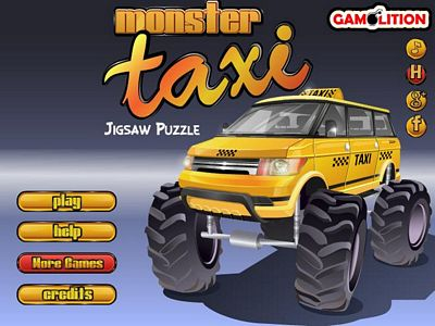 怪獸計程車