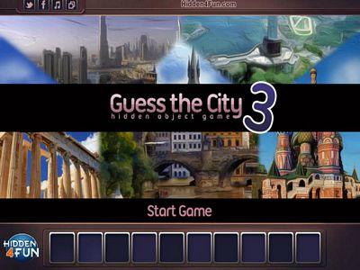 城市來找碴3