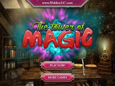 魔幻之塔來找碴