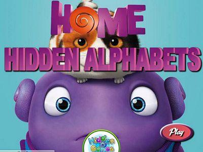 家園找字母