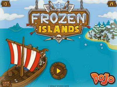維京人:冰凍之島