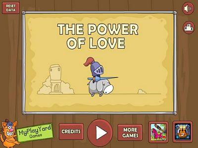 騎士為愛向前跑
