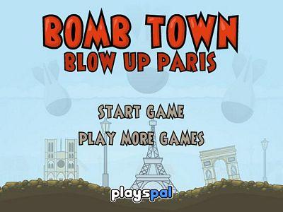 巴黎大轟炸