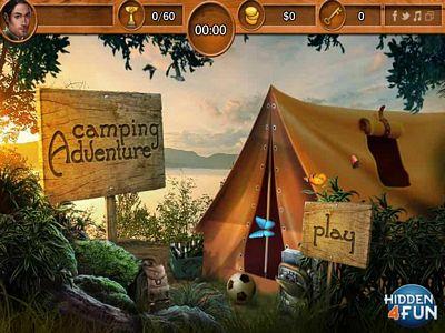 露營大冒險