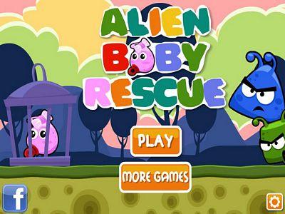 搶救外星寶寶