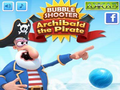 海盜船長泡泡球