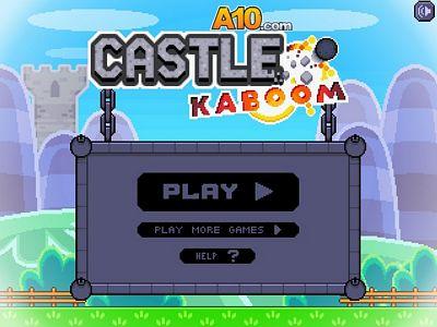 城堡破壞王