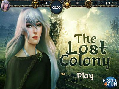 失落的殖民地
