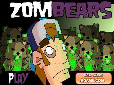 殭屍熊入侵