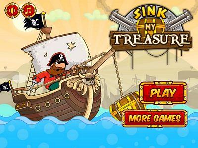 海盜船長的寶藏