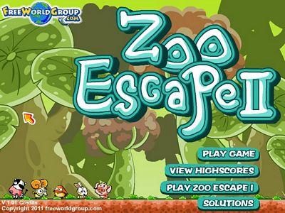 動物園大逃亡2
