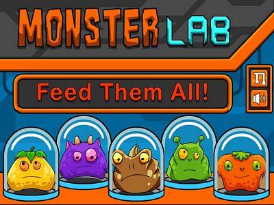 怪物實驗室
