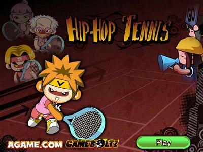 HIP-HOP 網球賽