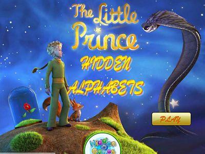 小王子找字母