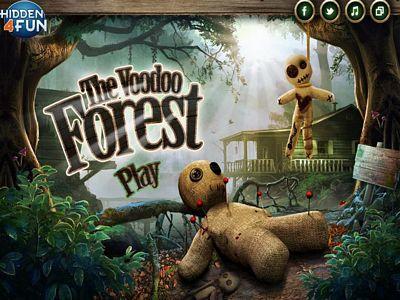 巫毒森林來找碴