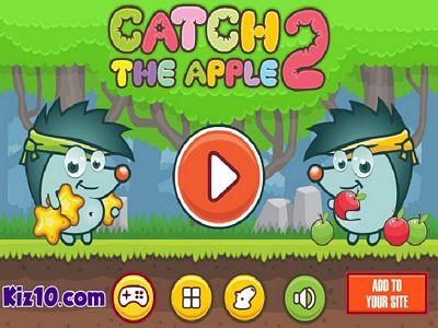 刺蝟找蘋果2