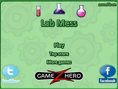 瘋狂實驗室