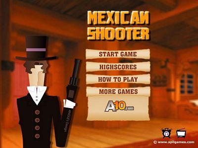 墨西哥神槍手