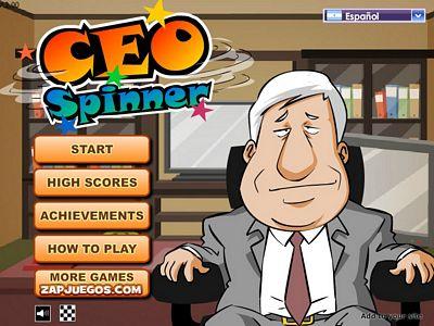 旋轉CEO