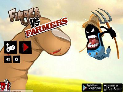 手指大戰農夫
