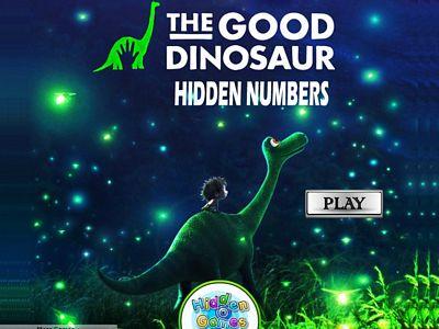 恐龍當家找數字