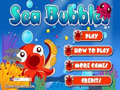 章魚泡泡球