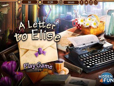 給愛麗絲的信