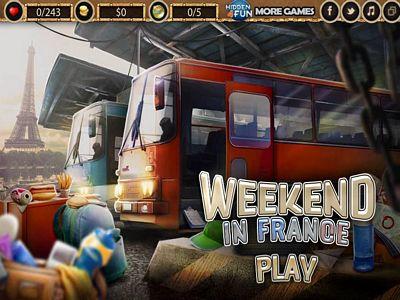 法國假期來找碴
