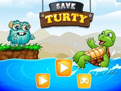 小烏龜大冒險