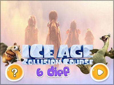 冰原歷險記5找不同