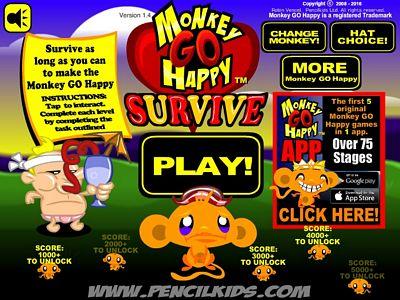 開心猴子:生存篇