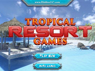 熱帶度假村來找碴