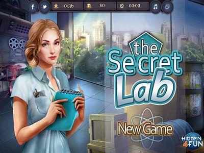秘密實驗室來找碴