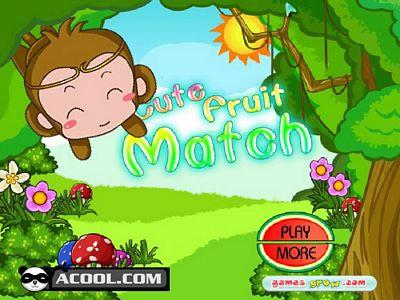 猴子水果消消樂